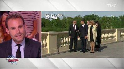 Macron-Poutine : vers un retour d'une alliance franco-russe ?