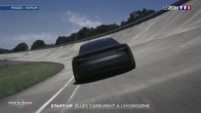 Made in France : ces start-up qui carburent à l'hydrogène