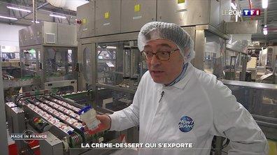 Made in France : le producteur de la crème Mont Blanc ne craint pas la crise