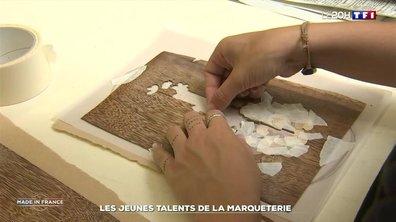 Made in France : les jeunes talents de la marqueterie