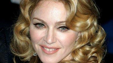 Madonna très émue rencontre les familles de l'accident à Marseille