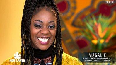 Découvrez Magalie, nouvelle aventurière de l'émission (VIDEO)
