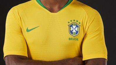 Coupe du monde : les maillots du Brésil et du Portugal dévoilés