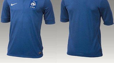 Voici le nouveau maillot Nike de l'équipe de France !