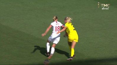 Angleterre - Suède (1 - 2) : Voir le but refusé de White en vidéo
