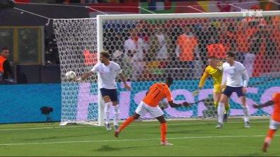 Pays-Bas - Angleterre (1 - 1) : Les Néerlandais réclament un penalty !