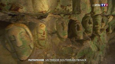 Maine-et-Loire : un trésor souterrain menacé