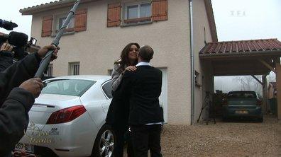 Miss France retrouve sa maison d'enfance