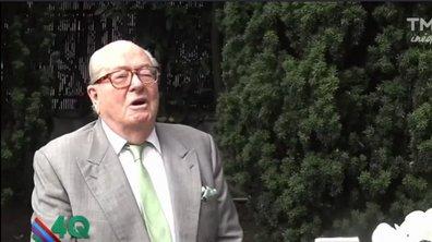 Les 4Q : La maison de retraite de Jean-Marie Le Pen