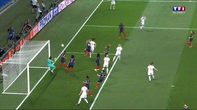 France - Norvège (0 - 0) : Voir le sauvetage de Majri en vidéo