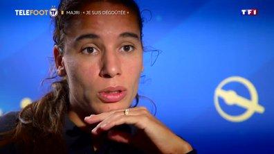 """Téléfoot 30/06 - Majri sur l'élimination des Bleues : """"Je suis dégoûtée"""""""