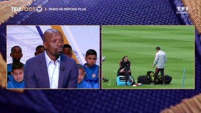 """[EXCLU Téléfoot 5/05] - Makélélé sur la situation du PSG : """"Il faut apprendre des échecs"""""""