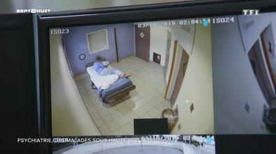 Malades sous haute sécurité : immersion dans une unité psychiatrique à Rouen