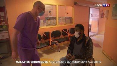 Maladies chroniques : ces patients qui renoncent aux soins