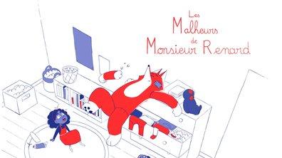 Les Malheurs de Monsieur Renard | TFOU d'animation 2019