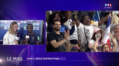 Nigeria - France : Le show de maman Asseyi dans les tribunes !