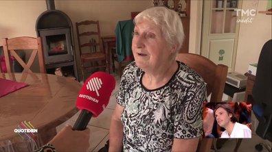 """La mamie d'OrelSan découvre """"La fête est finie"""" l'album de son petit-fils"""
