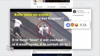 Mamoudou Gassama: l'héroïsme laisse place au complotisme
