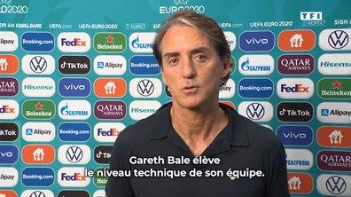 VIDEO - Les éloges de Mancini sur Gareth Bale