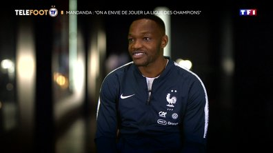 """On a envie de jouer la Ligue des Champions"" : l'interview de Steve Mandada"
