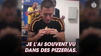Hazard aime manger, son ancien coéquipier de Chelsea balance !