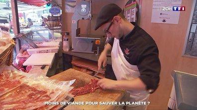 Manger moins de viande pour sauver la planète ?