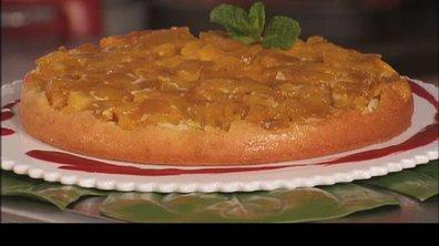 Gâteau léger à la mangue