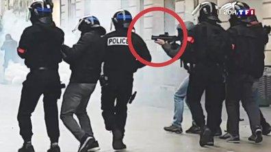 Manifestation des Gilets jaunes à Bordeaux en janvier 2019 : un policier mis en examen