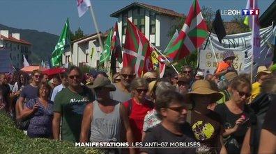 Manifestations : les anti-G7 mobilisés