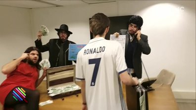Mannequin Challenge version Football Leaks, par Eric et Quentin