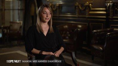 Manon se confie sur ses années d'anorexie