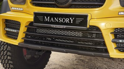 Mercedes-Benz C63 AMG 6x6 Mansory vs Hyundai Santa Fe : victoire coréenne...