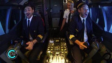 Manu Payet souffre d'aérophobie : #1 looping dans le simulateur