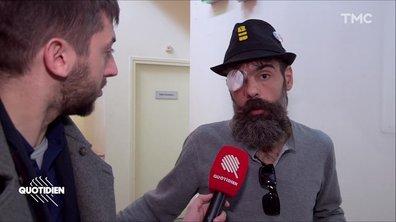 """""""Manu réagis, t'es en train de maltraiter ton peuple"""" : l'appel de Jérôme Rodrigues, gilet jaune blessé à l'oeil"""
