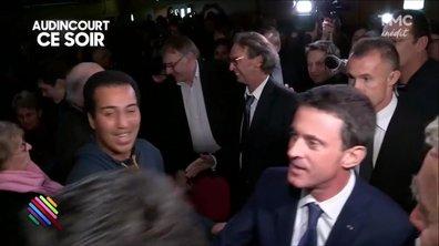 Manuel Valls, un premier meeting tout Doubs