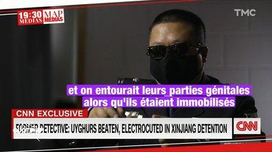 MapMédias – Ouïghours : le témoignage choc d'un ancien inspecteur de police chinois