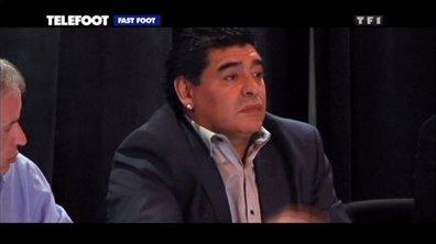 Coupe du monde : «La France n'est pas favorite», pour Maradona
