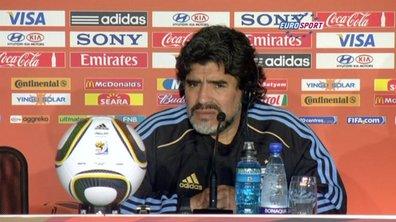 Maradona retrouve un poste d'entraîneur à Dubaï