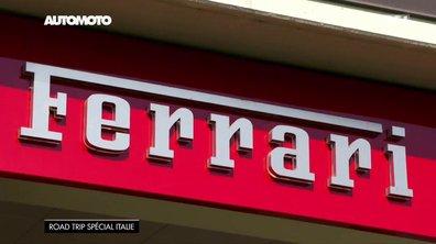 Road Trip spécial Italie : Au coeur de Maranello, l'antre de Ferrari !