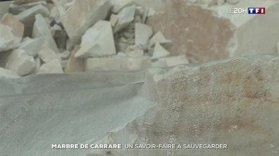 Marbre de Carrare en Italie : un savoir-faire à sauvegarder
