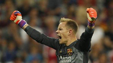 FC Barcelone-PSG : Marc-André ter Stegen revient sur l'arbitrage
