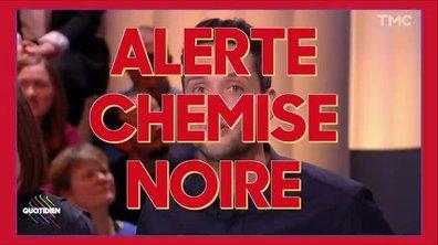 Fashion Hotline de Marc Beaugé – Carton rouge Baptiste des Monstiers
