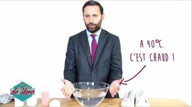 Fashion Hotline de Marc Beaugé : comment garder ses baskets blanches ?
