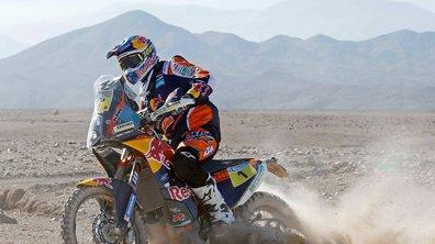 Dakar 2015 - 5e étape : Mini et Coma impériaux, abandon pour Sainz