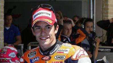 Moto GP - GP d'Espagne: Marquez, objectif podium