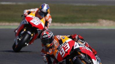 MotoGP - Essais 1 Misano 2013 : Marquez très appliqué