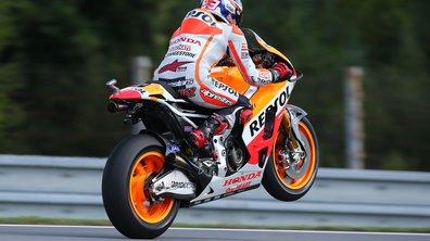 MotoGP - Brno 2014 : 9e pole de la saison pour Marquez