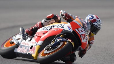 MotoGP – Indianapolis 2015 : Marquez le plus chaud au Warm up