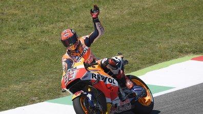 MotoGP : Marquez prolonge jusqu'à fin 2018 chez Honda