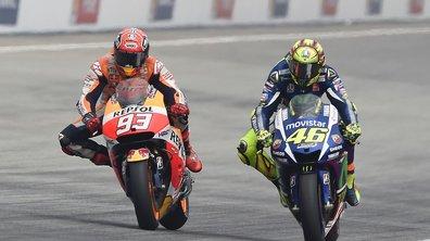 MotoGP - polémique Marquez-Rossi : que disent les pilotes ?